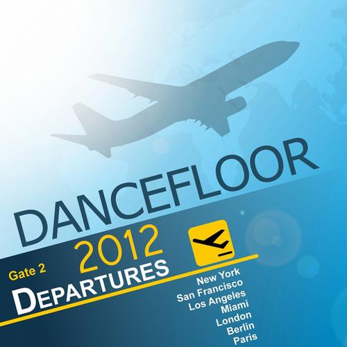 Album Art - Dancefloor Departures 2012