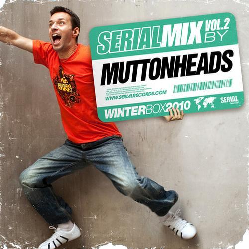 Album Art - Serial Mix Vol. 2 By Muttonheads Winter Box 2010