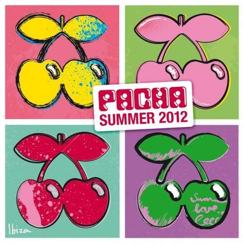 Album Art - Pacha SUMMER 2012