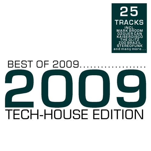 Album Art - Best Of 2009 - Tech-House Edition