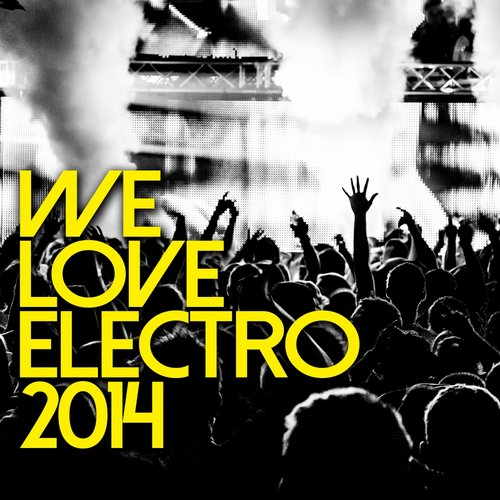 Album Art - We Love Electro 2014