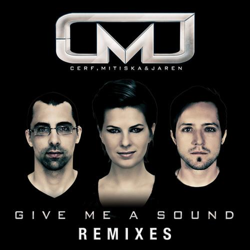 Album Art - Give Me A Sound - Remixes