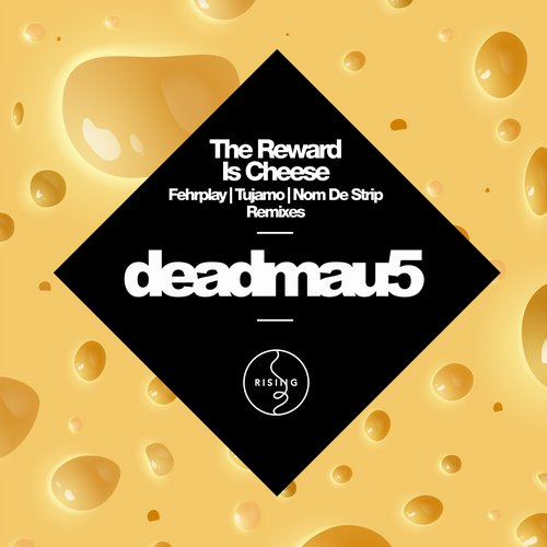 Album Art - The Reward Is Cheese - Remixes