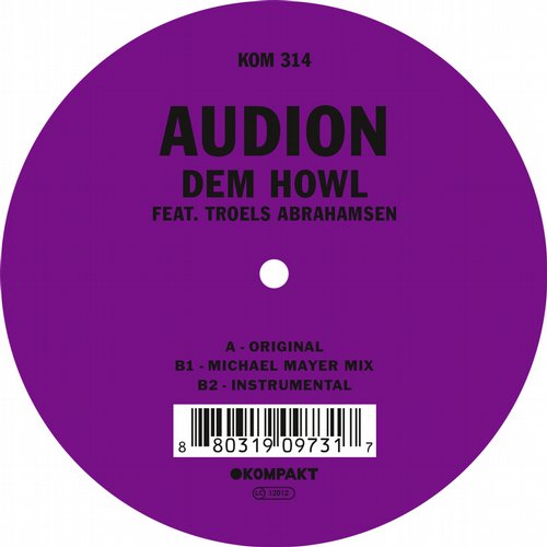 Album Art - Dem Howl feat. Troels Abrahamsen