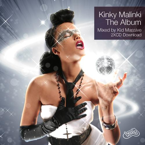 Album Art - Kinky Malinki - The Album