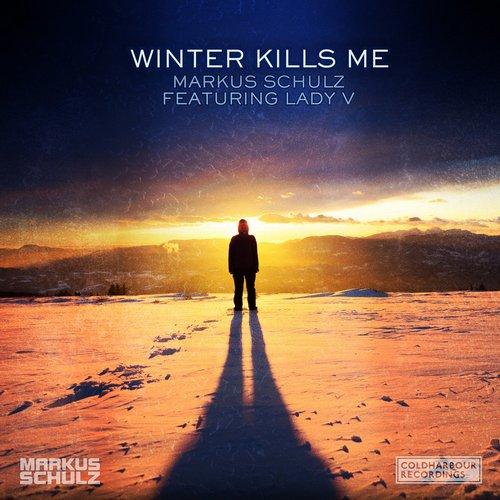 Album Art - Winter Kills Me