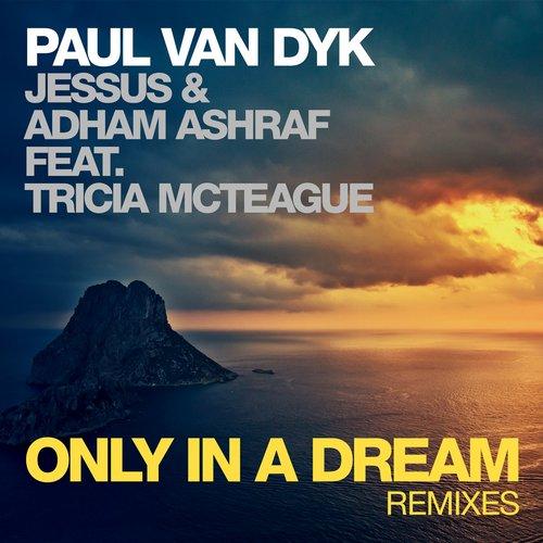 Album Art - Only In A Dream - Remixes