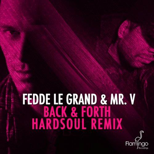 Back & Forth (Hardsoul Remix) Album Art