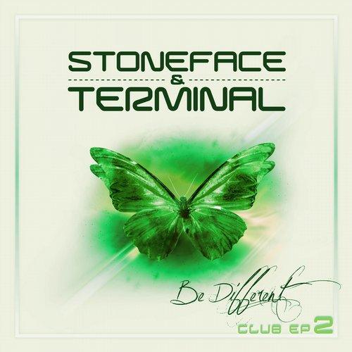 Album Art - Be Different Club EP 2