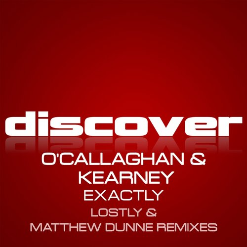 Exactly (OCallaghan & Kearney) [Remixes] Album Art