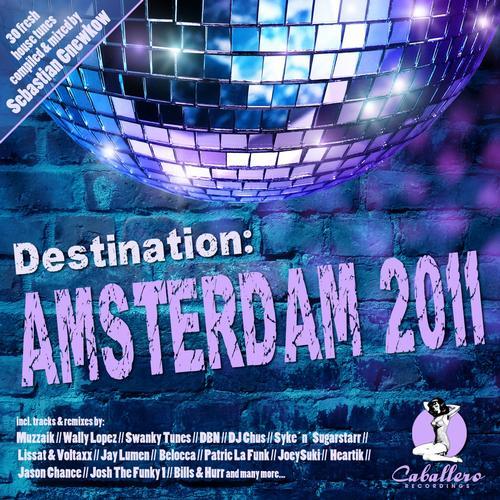 Album Art - Destination: Amsterdam 2011