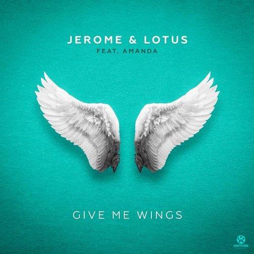Album Art - Give Me Wings