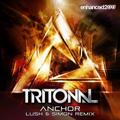 Anchor (Lush & Simon Remix) Album Art