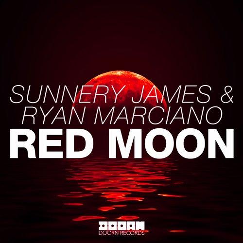 Album Art - Red Moon