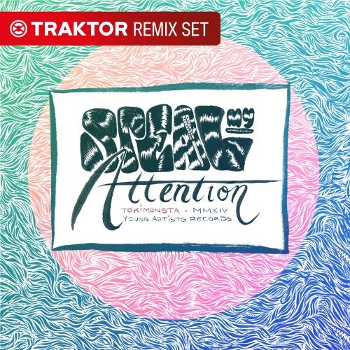 Album Art - Steal My Attention (Traktor Remix Set)