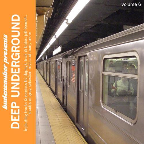 Album Art - Budenzauber Presents Deep Underground Volume 6