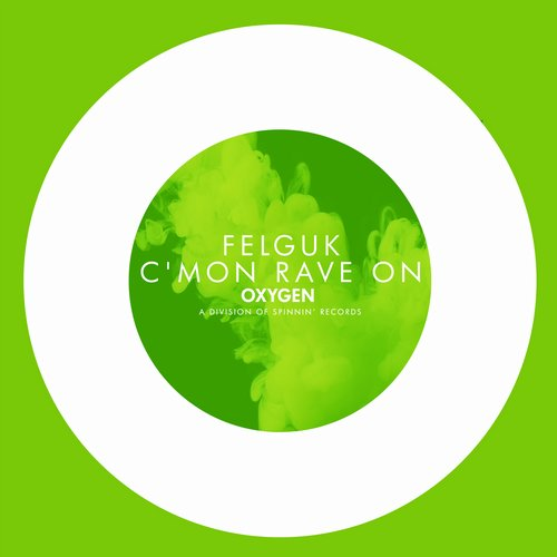 Album Art - C'mon Rave On