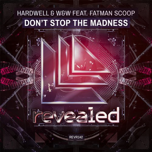 Album Art - Don't Stop The Madness