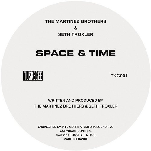 Album Art - Space & Time