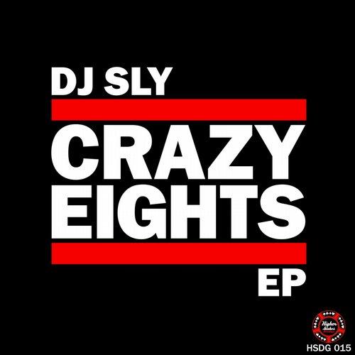 Dj Sly Crazy Eights Album Art