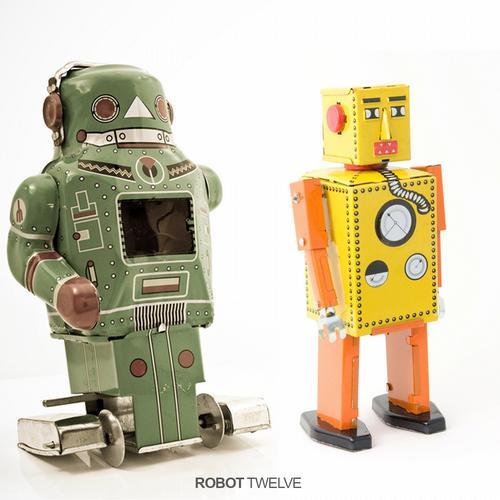 Album Art - Robot - Twelve