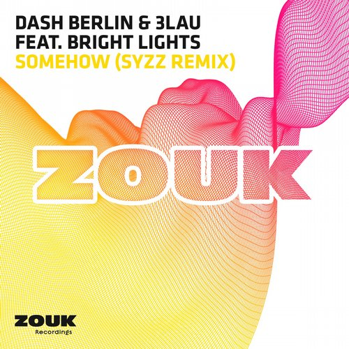 Album Art - Somehow (Syzz Remix)