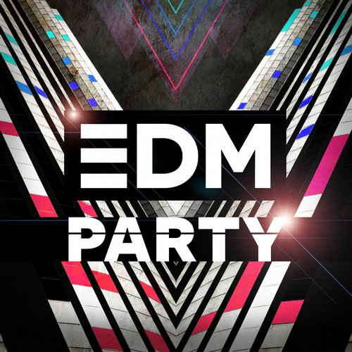 Album Art - EDM Party