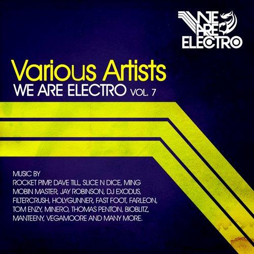 Album Art - We Are Electro Vol. 7