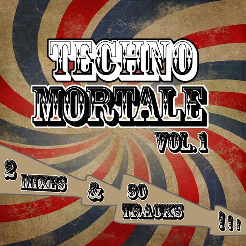 Album Art - Techno Mortale Volume 1
