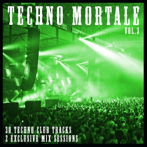 Album Art - Techno Mortale Volume 3