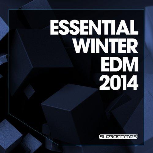 Album Art - Essential Winter EDM 2014