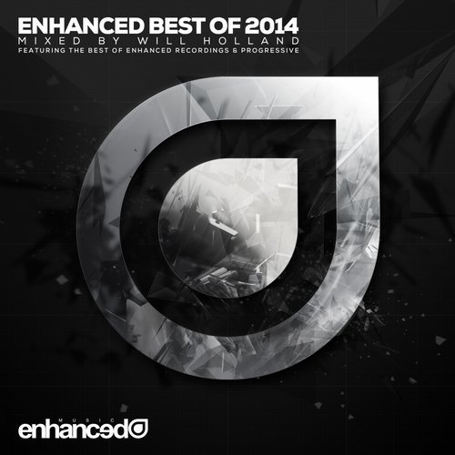 Album Art - Enhanced Best Of 2014, Mixed by Will Holland