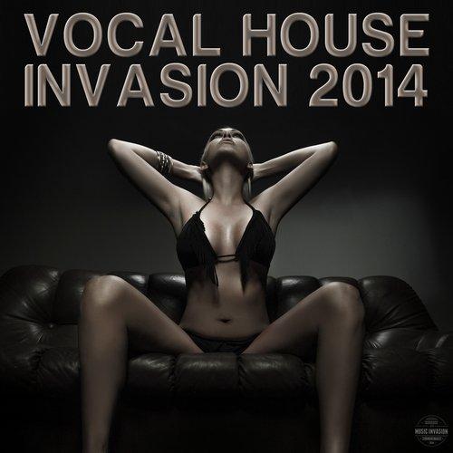 Album Art - Vocal House Invasion 2014