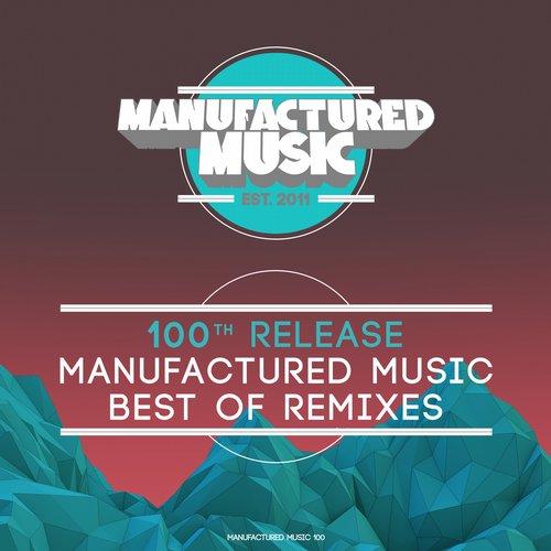 Album Art - Manufactured Music Best of Remixes