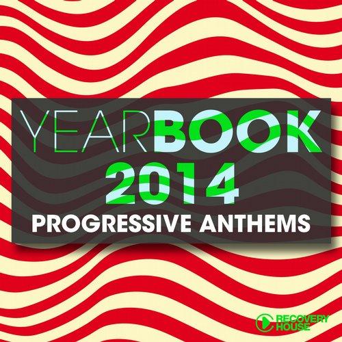 Album Art - Yearbook 2014 - Progressive Anthems