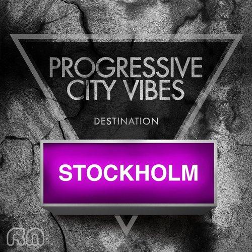 Album Art - Progressive City Vibes - Destination Stockholm