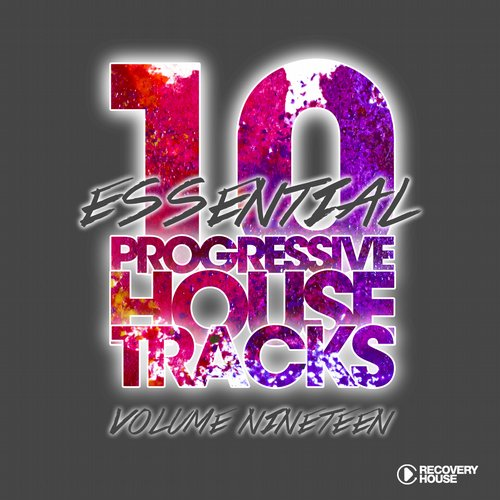 Album Art - 10 Essential Progressive House Tracks Vol. 19