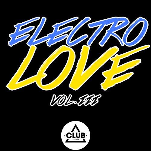 Album Art - Electro Love Vol. 3