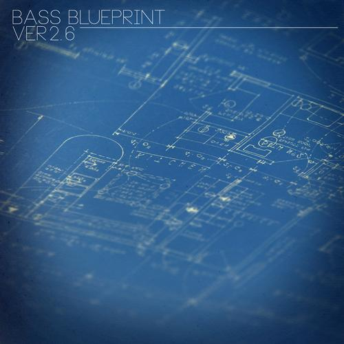 Album Art - Bass Blueprint Ver 2.6