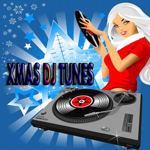 XMAS DJ Tunes (Deluxe Club Essentials) Album Art