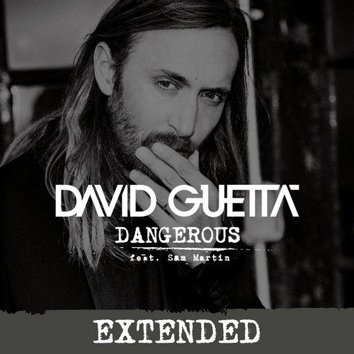 Album Art - Dangerous Extended