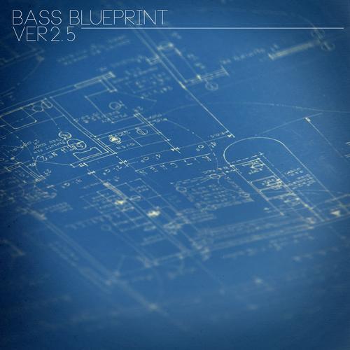 Album Art - Bass Blueprint Ver 2.5