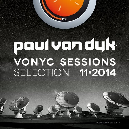 Album Art - VONYC Sessions Selection 11-2014 (Presented by Paul Van Dyk)