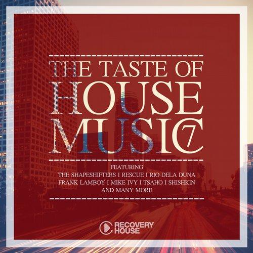 Album Art - The Taste Of House Music, Vol. 7