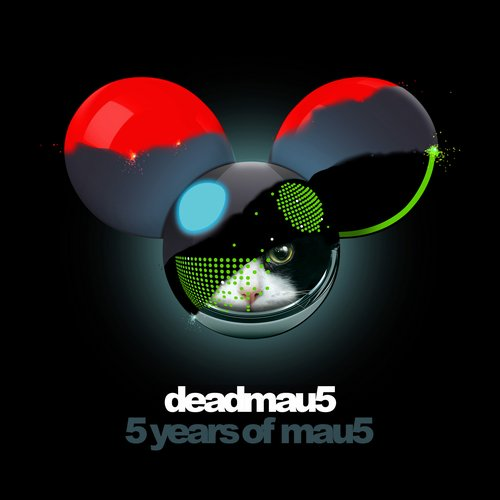 5 Years of mau5 Album Art