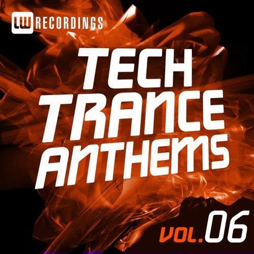 Album Art - Tech Trance Anthems Vol. 6