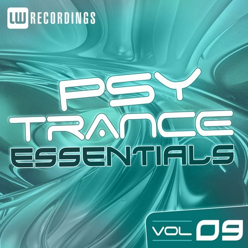 Album Art - Psy-Trance Essentials Vol. 09