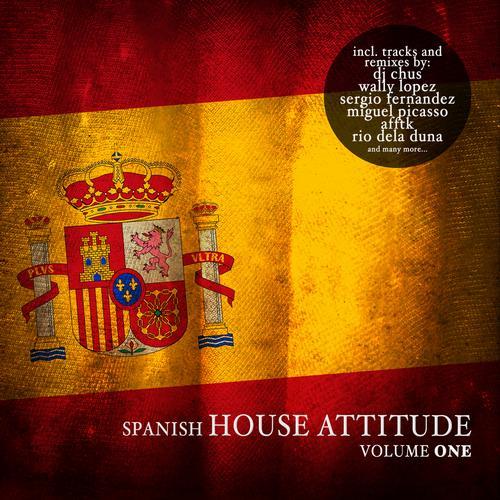 Album Art - Spanish House Attitude, Vol. 1