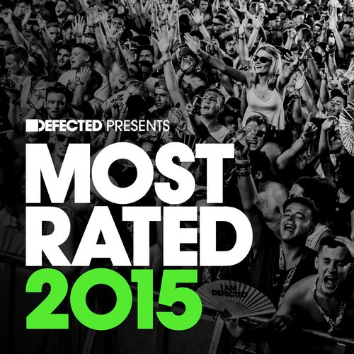 Album Art - Defected presents Most Rated 2015