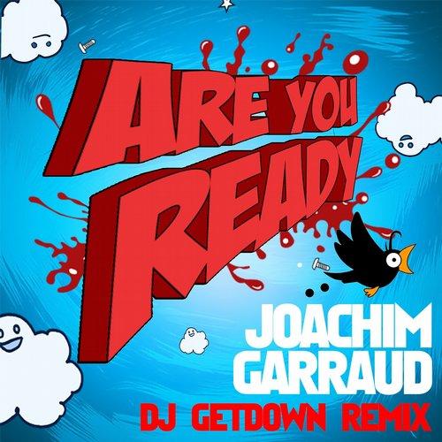Album Art - Are You Ready (Getdown Trap Remix)